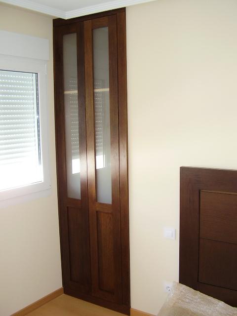 Forrado de interiores de armarios empotrados en avila - Armarios empotrados rusticos ...