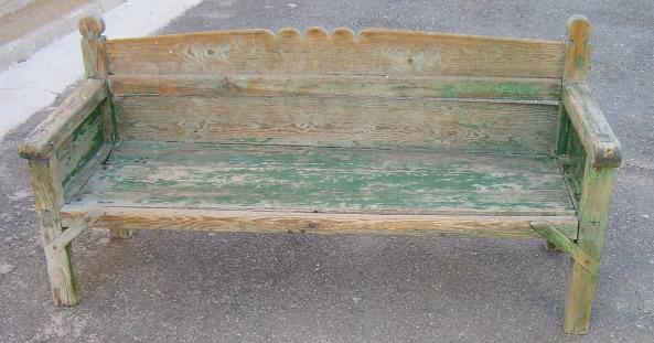 Venta de bancos de madera hermoso banco de carpintero for Muebles sabino