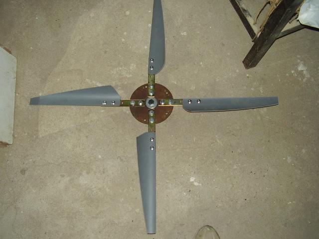 Aerogenerador casero desde cero taringa for Como hacer molinos de viento para el jardin