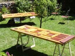 Como decapar una puerta de madera y un mueble - Como barnizar una puerta de madera con pistola ...