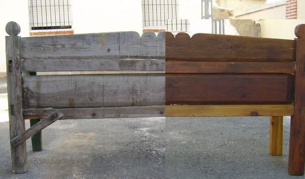 De muebles antiguos de madera affordable muebles antiguos for Reparacion de muebles antiguos