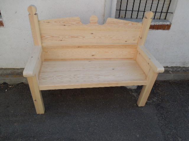 escaños escanos bancos de madera | escaños antigüos rústicos de ...
