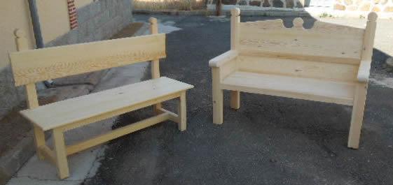 Esca os escanos bancos de madera esca os antig os - Imagenes de bancos de madera ...