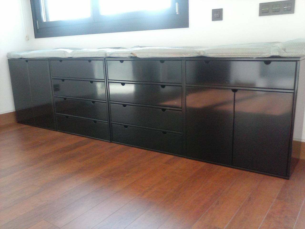 Lacados en blanco de puertas y lacado de muebles antig os for Lacado de muebles
